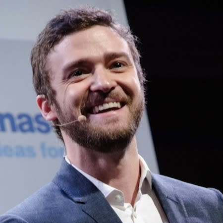 Justin Timberlake: Beer smell is manly