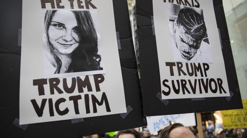 Court Just Found Black Victim Of White Supremacist Assault Not Guilty Of... Assault