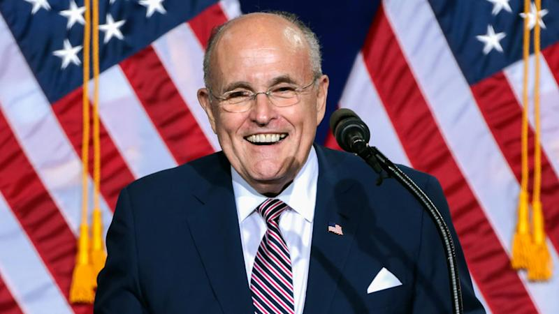 Rudy Giuliani Former Mayor of New York