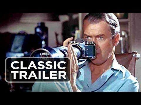 """<p><em>Rear Window</em> is said to have inspired <em>Disturbia</em> (above), and the Hitchcock classic follows a news photographer, Jeff (James Stewart), who believes he witnessed a murderer. Confined to a wheelchair, Jeff spends countless hours watching his neighbors, which only further proves his theory that a murder has taken place. <br></p><p><a class=""""link rapid-noclick-resp"""" href=""""https://www.amazon.com/Rear-Window-James-Stewart/dp/B002RSOTSM?tag=syn-yahoo-20&ascsubtag=%5Bartid%7C10067.g.33635310%5Bsrc%7Cyahoo-us"""" rel=""""nofollow noopener"""" target=""""_blank"""" data-ylk=""""slk:WATCH NOW"""">WATCH NOW</a></p><p><a href=""""https://www.youtube.com/watch?v=m01YktiEZCw"""" rel=""""nofollow noopener"""" target=""""_blank"""" data-ylk=""""slk:See the original post on Youtube"""" class=""""link rapid-noclick-resp"""">See the original post on Youtube</a></p>"""