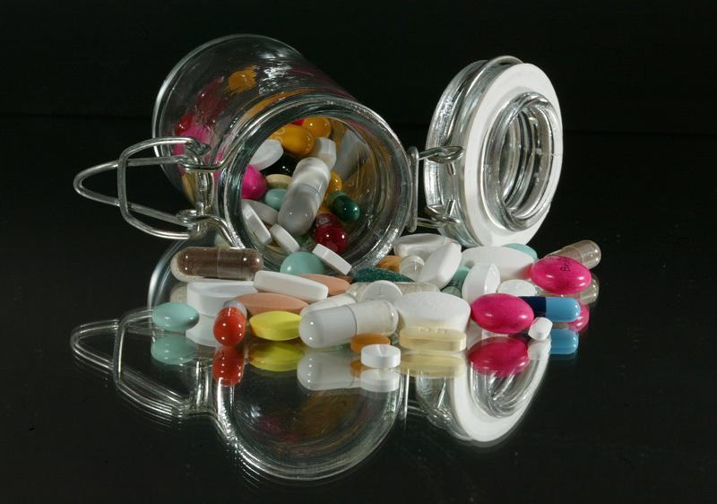 PILLS OF ALL KINDS.