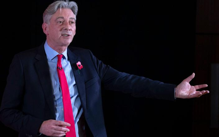 Richard Leonard has quit as Scottish Labour leader - PA