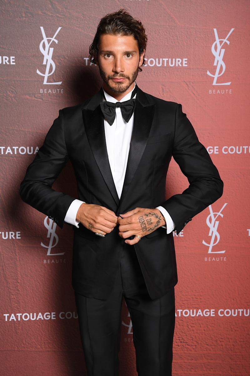 VENICE, ITALY - SEPTEMBER 08: Stefano De Martino attends the YSL Beauty Club Party during the 74th Venice Film Festival at Arsenale on September 8, 2017 in Venice, Italy. (Photo by Venturelli/Getty Images for YSL )