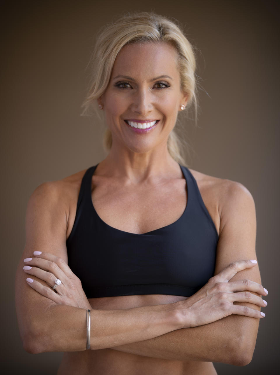 Dotsie Bausch, Olympic medalist and founder of Switch4Good. (Photo courtesy of Switch4Good)