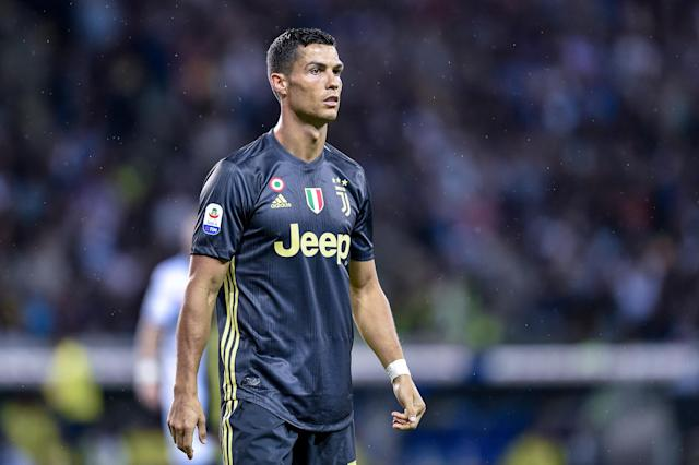 Cristiano Ronaldo's wage is larger than ten Serie A clubs' entire wage bills for the season