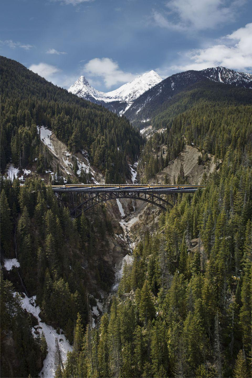 """<p>There's a reason why Rocky Mountaineer holidays appear on so many bucket lists: they offer one-of-a-kind experiences you won't find anywhere else. So, what are you waiting for? Check out our exclusive Rocky Mountaineer train escape, with departures between April and October 2021.</p><p><a class=""""link rapid-noclick-resp"""" href=""""https://www.goodhousekeepingholidays.com/tours/canada-rocky-mountaineer"""" rel=""""nofollow noopener"""" target=""""_blank"""" data-ylk=""""slk:FIND OUT MORE"""">FIND OUT MORE</a></p><p><strong>We want to help you stay inspired. Sign up for the latest travel tales and to hear about our favourite financially protected escapes and bucket list adventures.</strong></p><p><a class=""""link rapid-noclick-resp"""" href=""""https://hearst.emsecure.net/optiext/optiextension.dll?ID=Mf2Mbm2t6kFIB2qaqu7QV5QAIooPPMrcO%2BU6d2SmsL4zpSgeyQIbzx5P9sbmxMKLhPooFIrsXaC2MY"""" rel=""""nofollow noopener"""" target=""""_blank"""" data-ylk=""""slk:SIGN UP"""">SIGN UP</a></p>"""