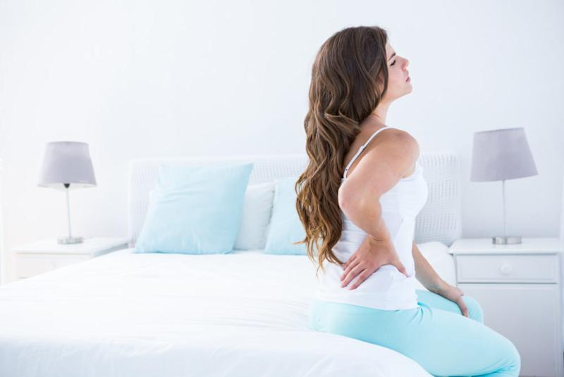 Here's how your butt (yes, your butt) is hurting your lower back