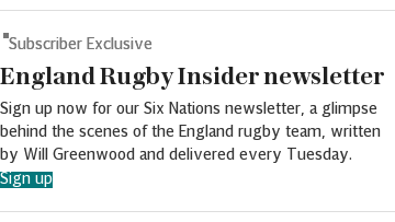 England Rugby Insider - In Article