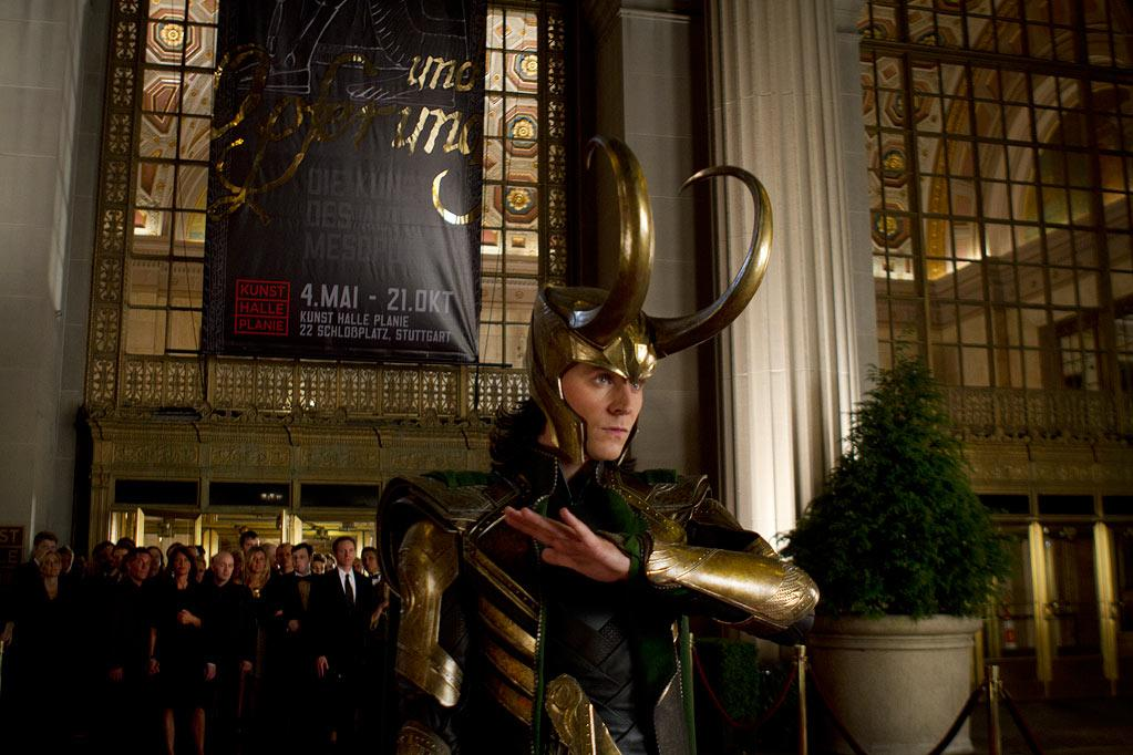 "<b>Loki</b><br> Tom Hiddleston <a href=""http://movies.yahoo.com/blogs/movie-talk/avengers-tom-hiddleston-told-214048580.html"">told Yahoo! Movies</a> that during a fight scene, he instructed Chris Hemsworth to <em>really</em> hit him: ""[Chris] really went for it and he's just pummeling me in the chest and elbowing me in the face and Joss [Whedon, the director] came back after that take and went, 'We got it. It's great.'"" In ""Marvel's The Avengers,"" Hiddleston reprises the role of Loki -- first seen in last year's ""Thor"" -- the adopted brother of the god of thunder with an apocalyptic case of sibling rivalry."