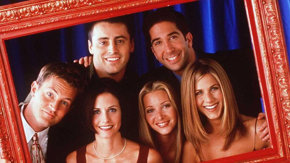 Elenco de Friends