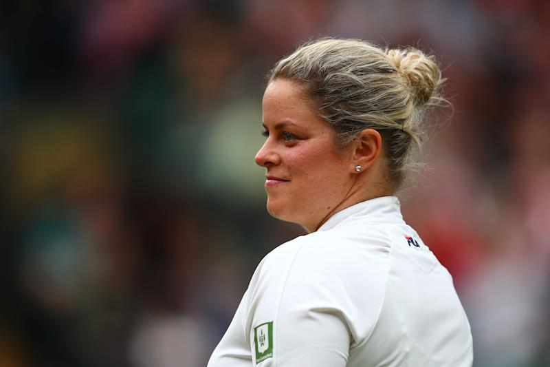 Kim Clijsters is returning to tennis in 2020. (Photo by Dan Istitene/Getty Images)