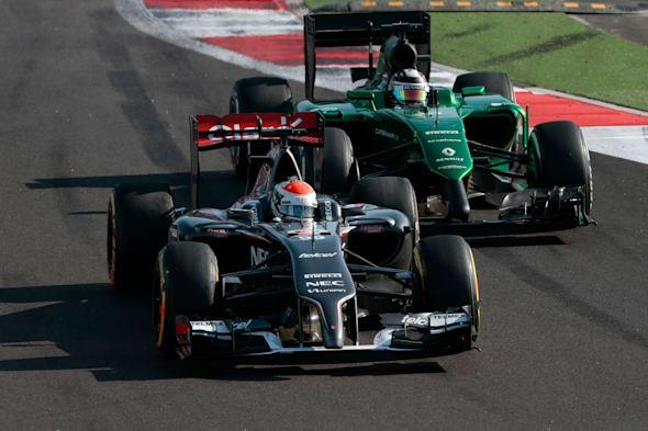 Russia F1 Gp Auto Racing