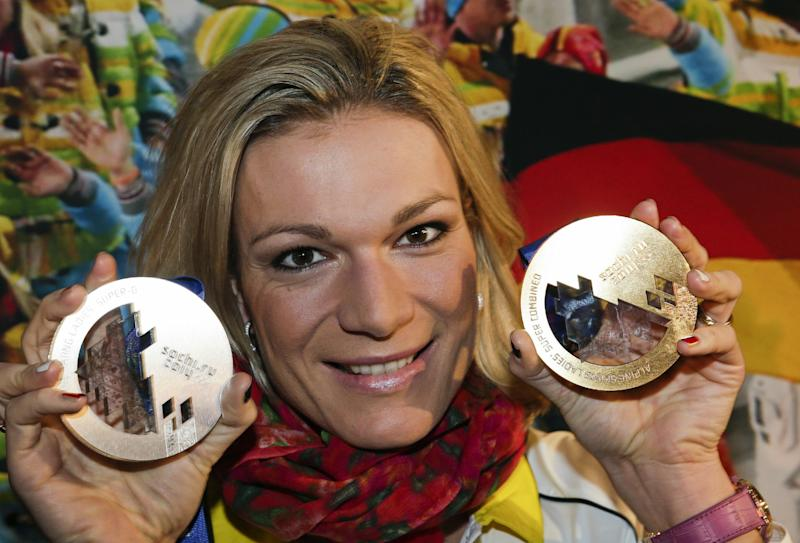 Olympic champion Maria Hoefl-Riesch retires