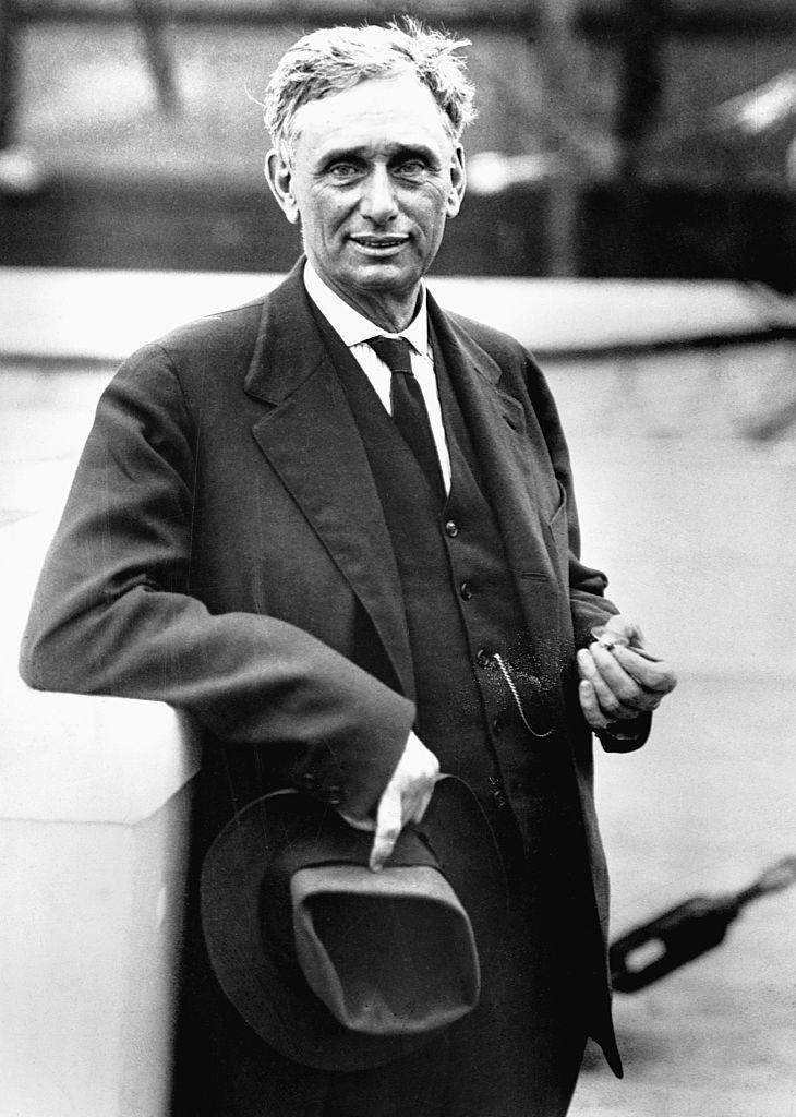 """<p>During his 4th of July keynote address at Boston's Faneuil Hall in 1915, future Supreme Court Justice <a href=""""https://www.newenglandhistoricalsociety.com/one-hundred-years-ago-in-1915-independence-day-was-americanization-day"""" rel=""""nofollow noopener"""" target=""""_blank"""" data-ylk=""""slk:Louis Brandeis announced the first Americanization Day"""" class=""""link rapid-noclick-resp"""">Louis Brandeis announced the first Americanization Day</a> in an effort to celebrate immigration rather than restrict it, as many Americans wished to do. During his speech, Brandeis explained how Americanization Day movement would unify new and old Americans, but sadly, the holiday didn't stick. <br></p>"""