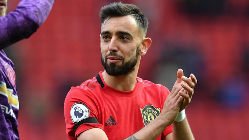 Fernandes signing shows Man Utd are moving in right direction, says Woodward