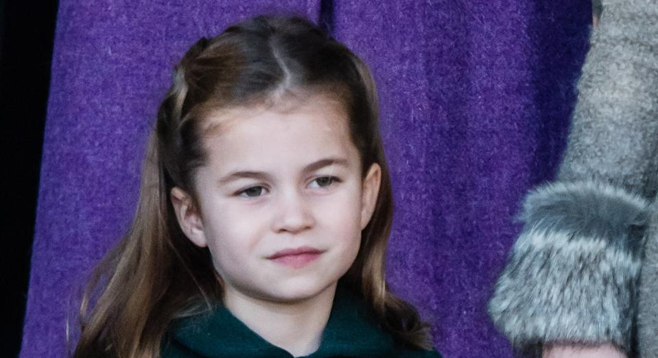 Royal fans have been discussing which of Princess Charlotte's royal relatives she looks most like (Getty Images)