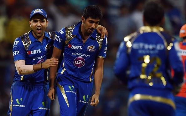 Bumrah was very economical against Rising Pune Supergiant. The left-handed opening batsman has been one of the mainstays in the batting unit for the Kolkata Knight Riders. Gambhir started the tournament in a commanding fashion by scoring an unbeaten 76 in their opening match against the Gujarat Lions. While the wicket at Rajkot was a batting paradise with true bounce, it will not be the same when he takes guard at the Wankhede Stadium.The Mumbai surface is known to offer extra bounce and carry to the medium pacers, and with Jasprit Bumrah and his unusual action, it can create a lot of difficulties for the skipper of KKR.Bumrah was the most economical bowler for the Mumbai Indians in their opening match against Pune and he will be looking to hit the deck and exploit the conditions on offer at the 22 yards. Gambhir, with his openstance, finds it difficult to deal with the short rising ball and Bumrah will look to exploitthat weakness in the much-awaited clash.