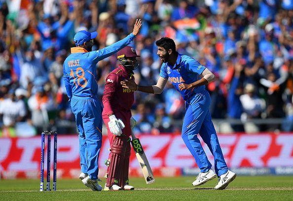 West Indies v India