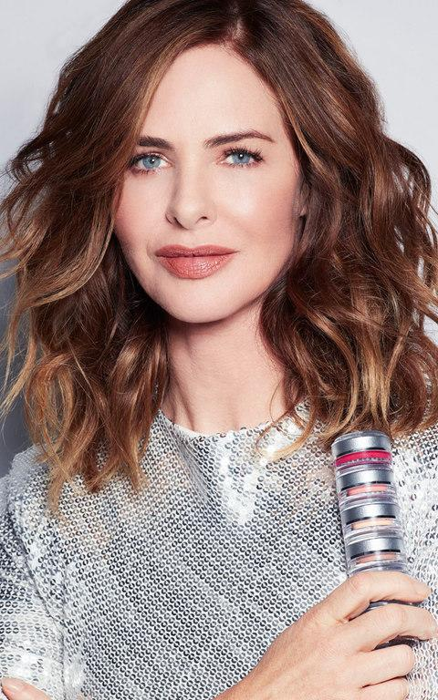 'I can do my make-up in two minutes without a mirror' - Trinny Woodall on her new beauty brand and the skincare buys she can't live without