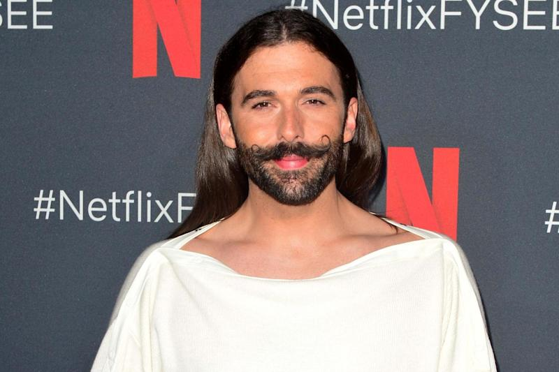 Jonathan Van Ness wrote about the diagnosis in his upcoming book Over the Top: Getty Images