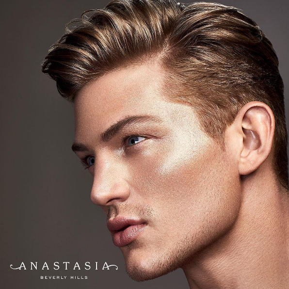 Image result for anastasia beverly hills men