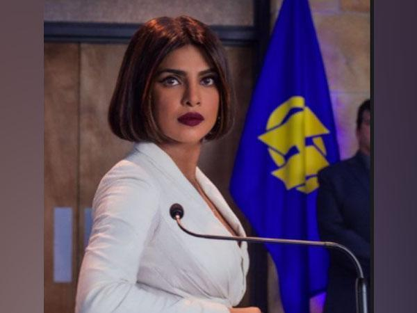 Actor Priyanka Chopra Jonas from a still from 'We Can Be Heroes' (Image Source: Instagram)