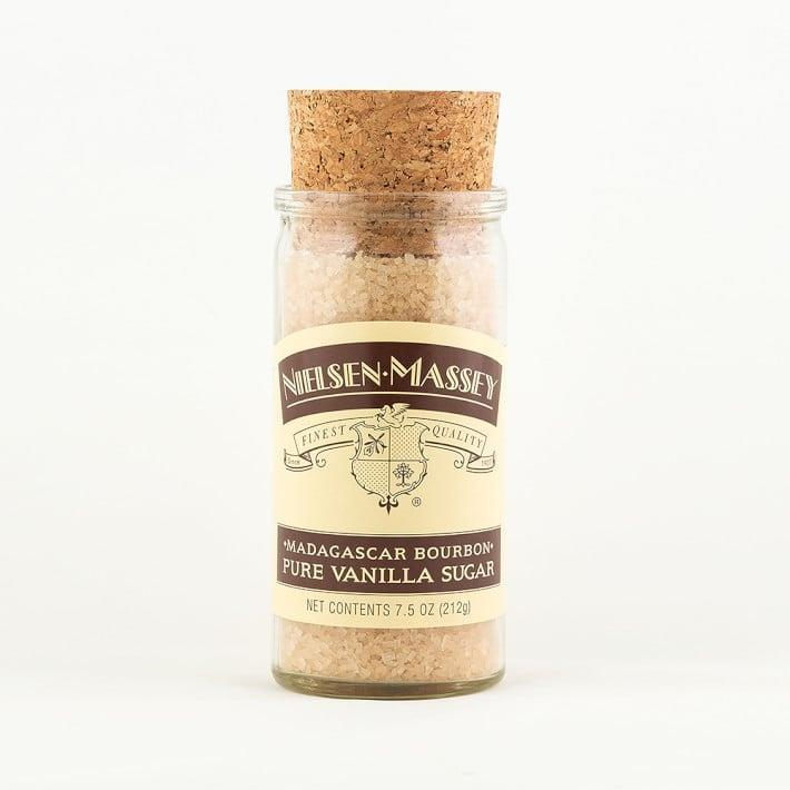 <p>She'll appreciate the <span>Nielsen-Massey Vanilla Sugar</span> ($19). It's an artisanal flavorful sugar that will take her coffee to the next level.</p>
