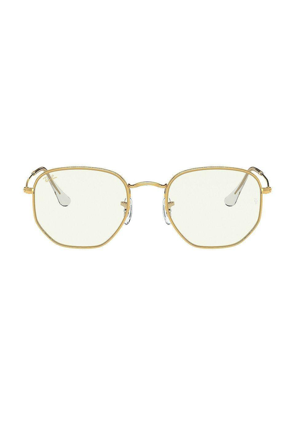 """<p><strong>Ray-Ban</strong></p><p>revolve.com</p><p><strong>$161.00</strong></p><p><a href=""""https://go.redirectingat.com?id=74968X1596630&url=https%3A%2F%2Fwww.revolve.com%2Fdp%2FRAYB-WA109%2F&sref=https%3A%2F%2Fwww.cosmopolitan.com%2Flifestyle%2Fg36755835%2Fbest-gifts-for-gamers%2F"""" rel=""""nofollow noopener"""" target=""""_blank"""" data-ylk=""""slk:Shop Now"""" class=""""link rapid-noclick-resp"""">Shop Now</a></p><p>I'm just sayin'... they're gonna need to protect those precious eyeballs from fatigue if they're spending allllll that time staring at a screen!</p>"""