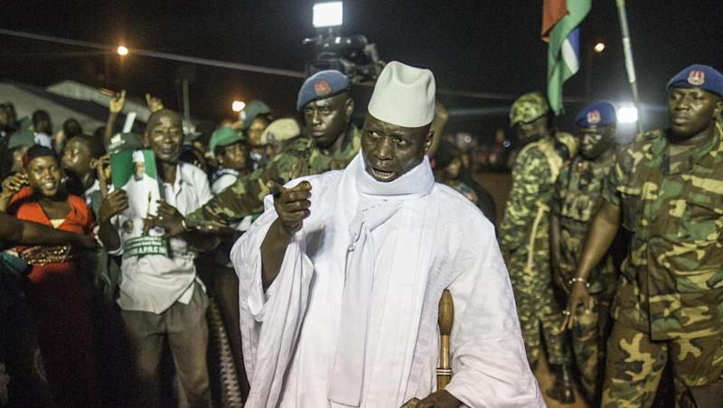 Gambia presidential issues come to the fore