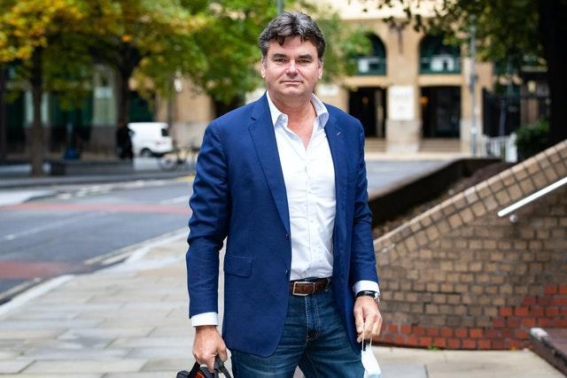 Dominic Chappell court case