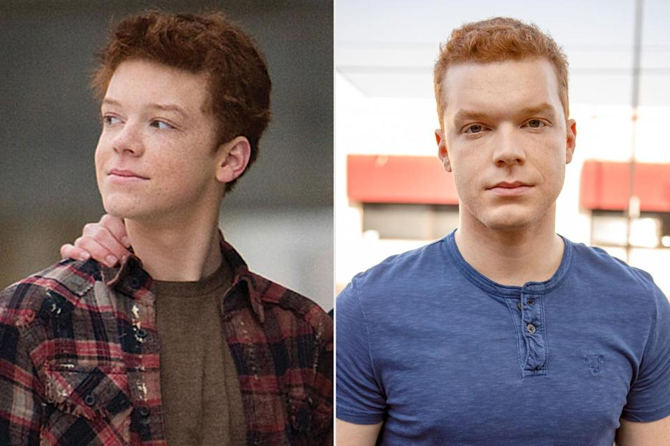 <p>The big-hearted third oldest Gallagher kid went from dropping out of high school to enlisting in the military and eventually marrying childhood friend Mickey Milkovich. The actor appeared in several shorts and TV shows, including <em>Malcom in the Middle</em> (2004-2005),<em> Corey and Lucas for the Win</em> (2011) and Gotham (2015-2019), and has joined TV sister Emma Kenney on the animated film <em>My Love Affair with Marriage</em>, as the voice of Sergei.</p>