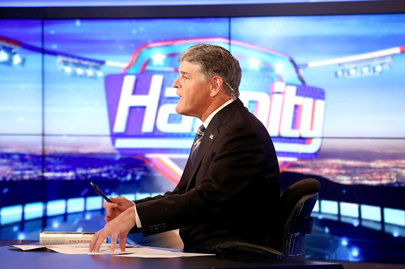 Advertisers distance themselves from Hannity after Moore coverage
