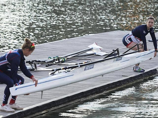 How Britain's future Olympic rowers embrace years of pain for the love of it