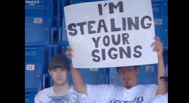J.P. Arencibia is not buying that the Blue Jays are stealing signs but does offer a solution for other teams.