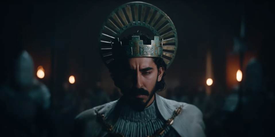 The Green Knight - Credit: A24