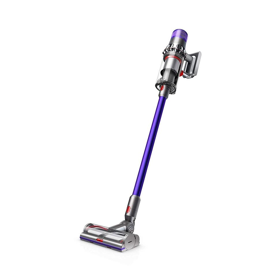<p>If it's time to upgrade your vacuum, look no further than this powerhouse <span>Dyson V11 Animal Cordless Vacuum Cleaner</span> ($599).</p>