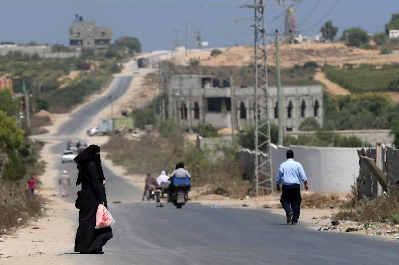 From gaza israel strip withdrawal