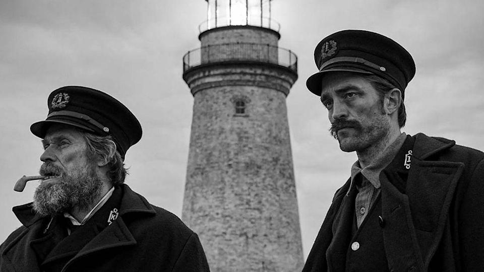 <p> It wasn&#x2019;t just the eponymous, incandescent structure that shone in Robert Eggers&#x2019; sophomore feature &#x2013; Willem Dafoe and Robert Pattinson were career-best as wild-eyed wickies Tom Wake and Ephraim Winslow, who lose the plot when they&#x2019;re stranded on a wind-lashed island off the coast of New England. Shot in black-and-white using lenses manufactured in the 1930s, and in the archaic 1.19:1 aspect ratio, Eggers&#x2019; nightmarish vision felt anything but old hat.&#xA0; </p> <p> After years of credible indie character work, Pattinson put the final nail in Edward Cullen&#x2019;s coffin. As for Dafoe, no other actor could so convincingly spit pages of dialogue penned in authentic 19th Century Maine dialect. &#x201C;Nothing good happens when two men are trapped in a giant phallus,&#x201D; quipped Eggers. We beg to differ &#x2013; The Lighthouse was peerless filmmaking from a director emerging as one of contemporary horror&#x2019;s true trailblazers. </p>
