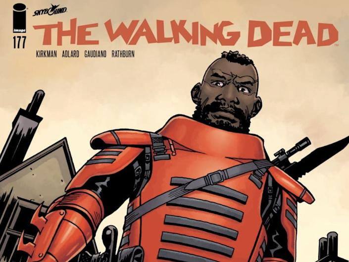 mercer the walking dead 177