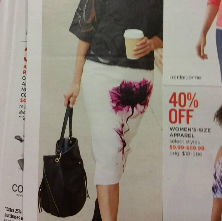 97ae6af6940f Image Of JCPenney Skirt Goes Viral Over Ill-Placed