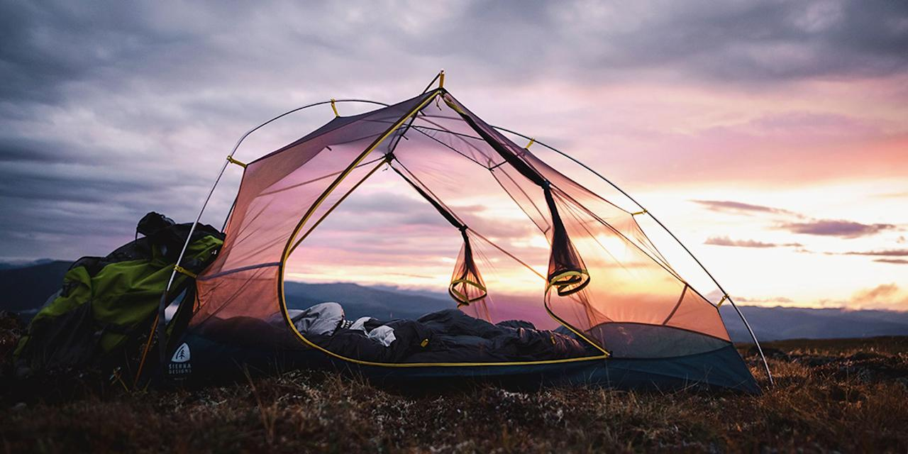 "<p>Warmer days are here, so campfires and s'mores are calling your name! And nothing says summer like a camping trip with your friends, family, or even just yourself. To maximize comfort, safety, and fun, you'll need to <a href=""https://www.bestproducts.com/fitness/g918/camping-gear-supplies/"" target=""_blank"">start with the right equipment</a>, and a solid tent is the foundation of your gear. </p><p>Today's market is jam-packed with affordable and premium options, all of them emphasizing different traits, features, and materials, and each with their own benefits. A mansion-sized car camping tent is great for trips with large groups, as they offer tons of space and comfort, but with a tradeoff - they take up lots of room in your trunk and are typically more affected by wind and rain. Smaller tents with a dome shape don't provide the same amount of floorspace and headroom, but they are easier to set up, pack easily in your car, and stand up better in storms. Whatever your preference, knowing the basics of tent construction will help you make an educated decision.<br></p><p><strong>Important considerations when purchasing a tent</strong> <strong>for traditional car-camping (not backpacking): </strong></p><p><strong>Size:</strong> Floor area is an important consideration for everyone. A two-person tent is great for a couple who packs lightly. But for two friends who overpack, or if you bring a furry friend along, having extra floor space can make all the difference. If you have the cargo space, it's smart to buy one size bigger than what you need (a couple might choose a three-person tent to have space for gear inside). And don't forget about the ceiling height. Some tents have a lower profile, where you can sit upright and possibly kneel inside. Others are tall enough for a 6-foot human to stand. </p><p><strong>Capacity:</strong> Tent capacities range from one-person to 14-person and beyond, and it's all about personal preference. For this review, we included mostly two- and four-person tents, with a few larger options for families. Most tent models are offered in multiple sizes - in which case we will discuss one specific size, and include links for the additional options.</p><p><strong>Doors:</strong> One door is suitable for a single or couple. But if you plan on sharing the tent with a friend or a few children, it's wise to have a few doors so you don't wake up to someone stumbling over you in the middle of the night. </p><p><strong>Weight:</strong> When you can unload your trunk and setup camp right by the car, weight isn't a huge deal (like it is with backpacking). Beware, though, that heavier tents typically don't pack down very small, which means it will take up quite a bit of trunk space - this can be important when you're stuffing four people into a car for a weekend getaway. </p><p><strong>Weather/Style:</strong> If you only camp a few times a year in warm, dry climates, an affordable tent with good ventilation and water resistance can be enough. But if you're a weekly camper, or you frequent areas with high winds or frequent thunderstorms, it's worth it to spend the extra coin on a tent that is built to handle some nasty nights. </p><p><em>Note: </em>The number in each product title refers to the number of people each tent will comfortably sleep.<br></p>"