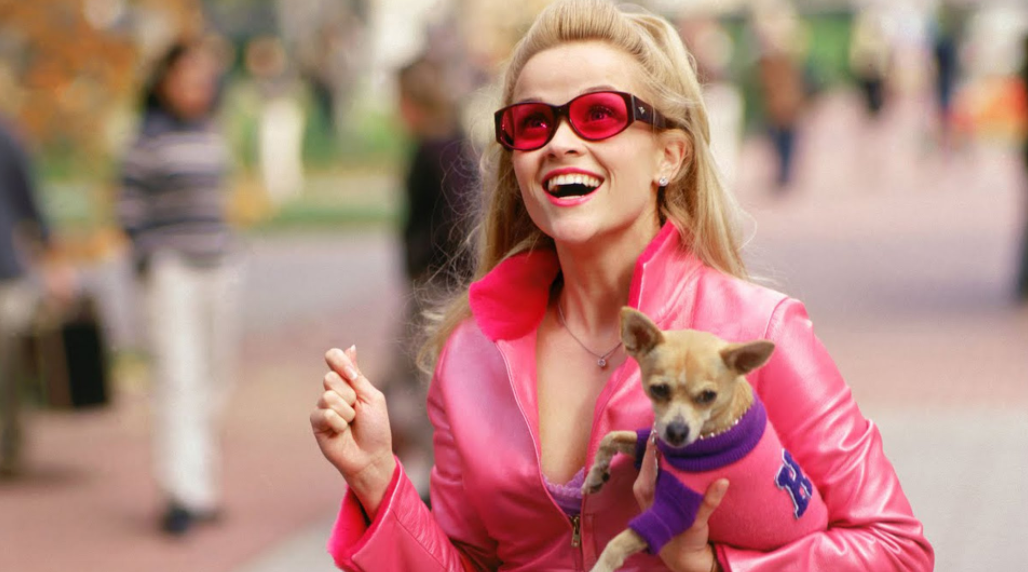 <p>LEGALLY BLONDE – Hard to believe that Elle Woods and Bruiser first hit our screens over 15 years ago. It's as ageless as Reese Witherspoon herself. And just the tonic after a uber-dramatic EastEnders. </p>
