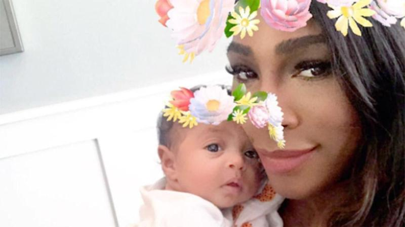 Serena Williams' Daughter Dresses Up as Batgirl for Halloween -- See the Adorable Pic!