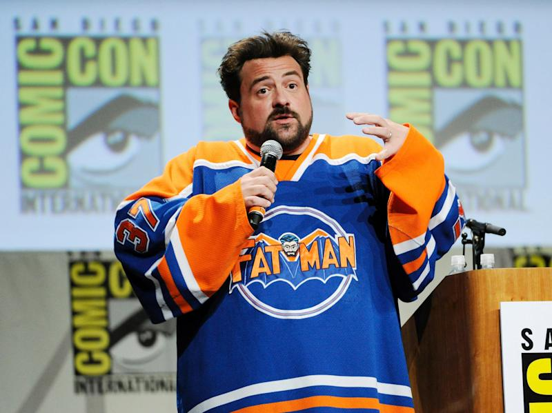 'I'm the Clown Prince of Comic-Con': Kevin Smith on All Things SDCC