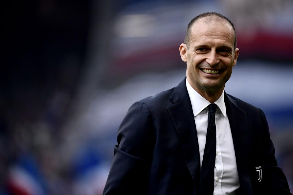 Would former AC Milan and Juventus manager Max Allegri succeed in the Premier League? (Getty)