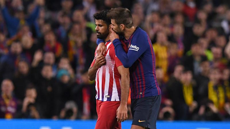 Costa's eight-game ban stands after Atletico appeal fails