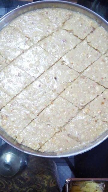 Quick And Easy Dessert Recipe: Peanut Barfi