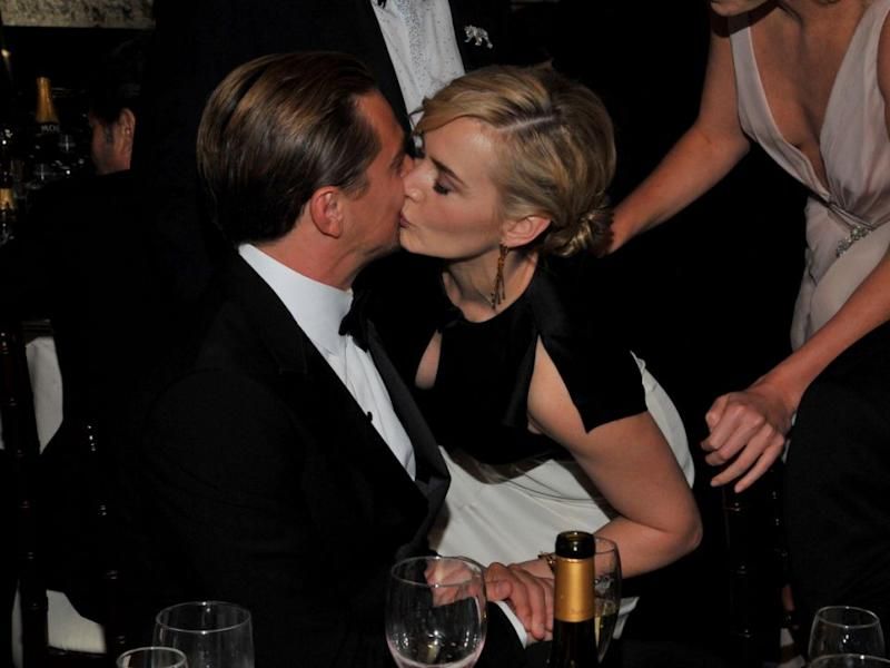 The pair have been incredibly close for years. Source: Getty