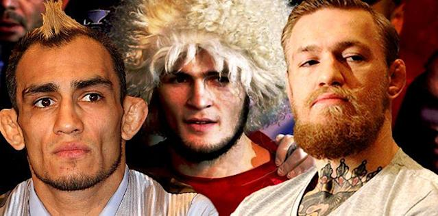 Khabib Nurmagomedov Won't Give Conor McGregor Immediate Title Shot