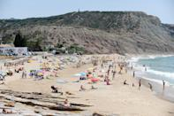 Around 2.5 million British nationals normally visit Portugal each year (Nick Ansell/PA) (PA Archive)